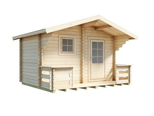 Luoman Lillevilla Sauna 1E